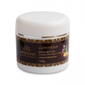 natural anti-ageing body butter